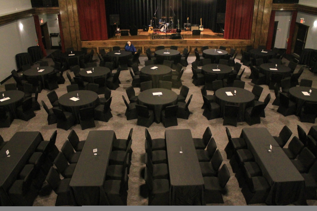 Planning Your Event – Kallet Theater